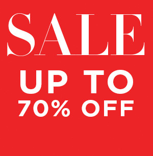 Shop the Sale with up to 70% off