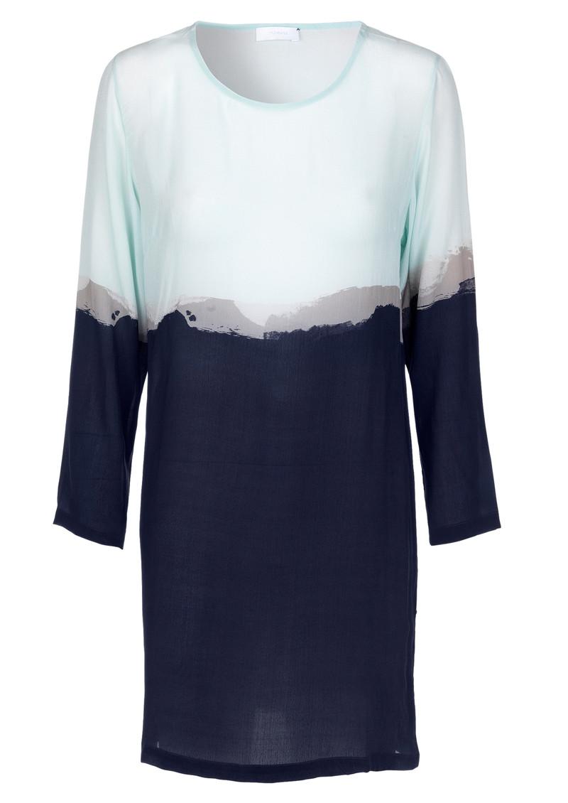 2nd Day 2nd Rothko Printed Dress - Navy main image