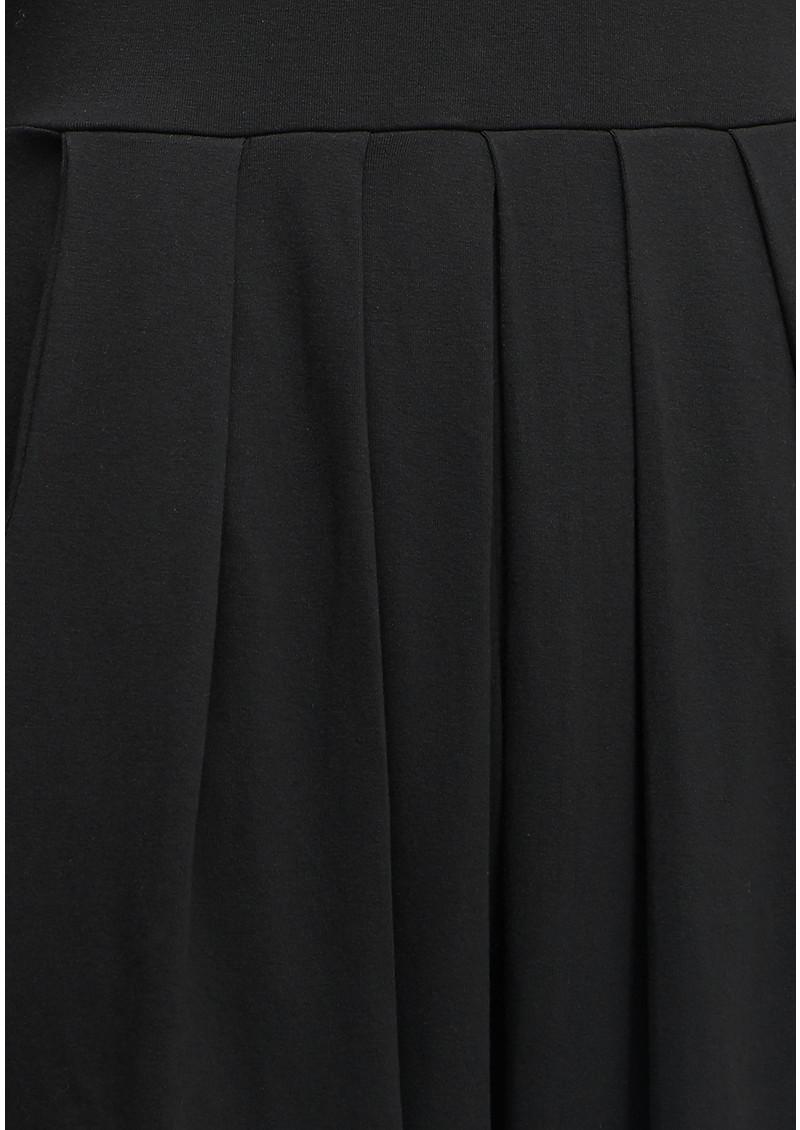 NADIA TARR Minimalist Pantsuit - Black main image
