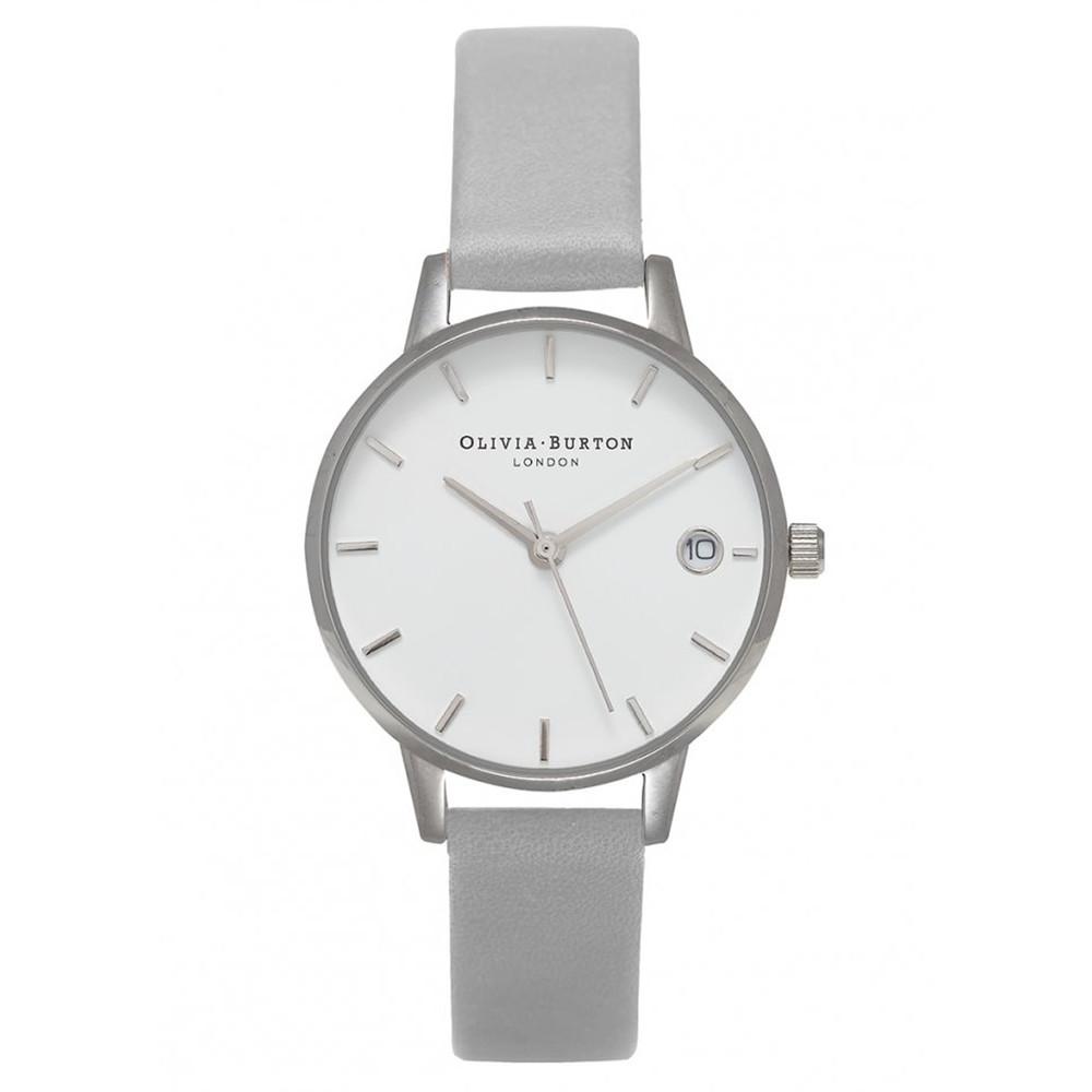 The Dandy Watch - Grey & Silver