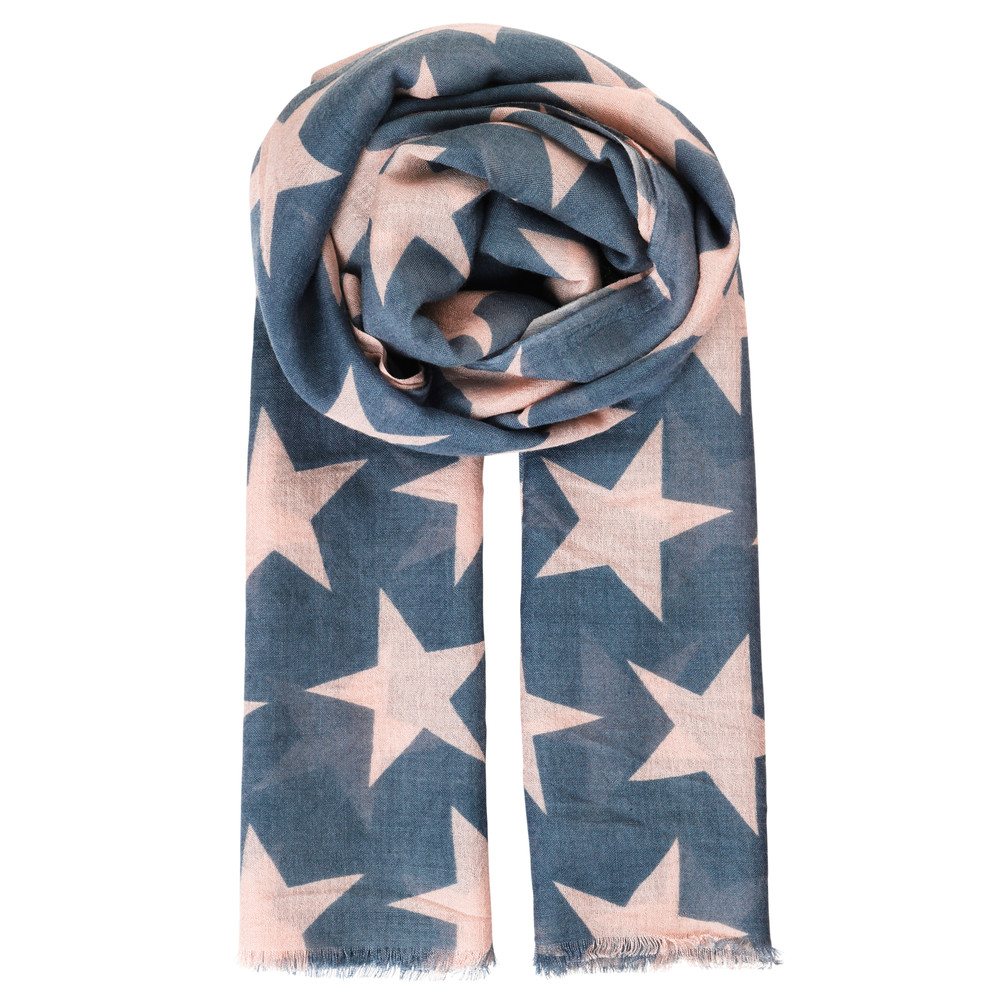 Supersize Nova Scarf - Dusty Rose