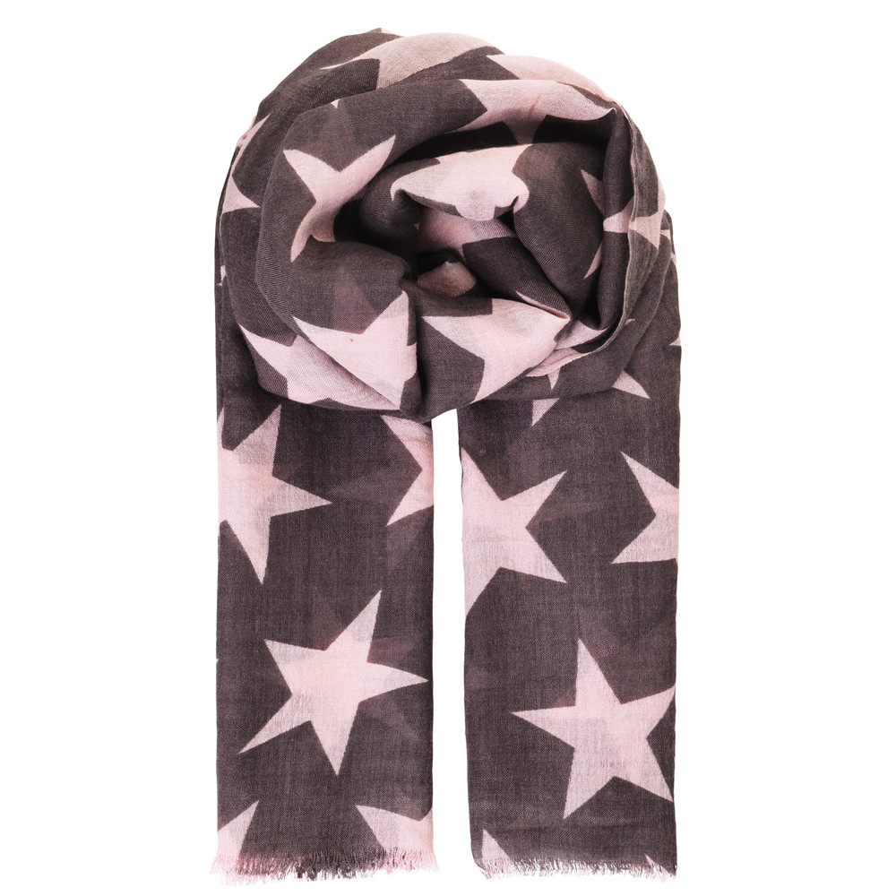 Supersize Nova Scarf - Cotton Candy