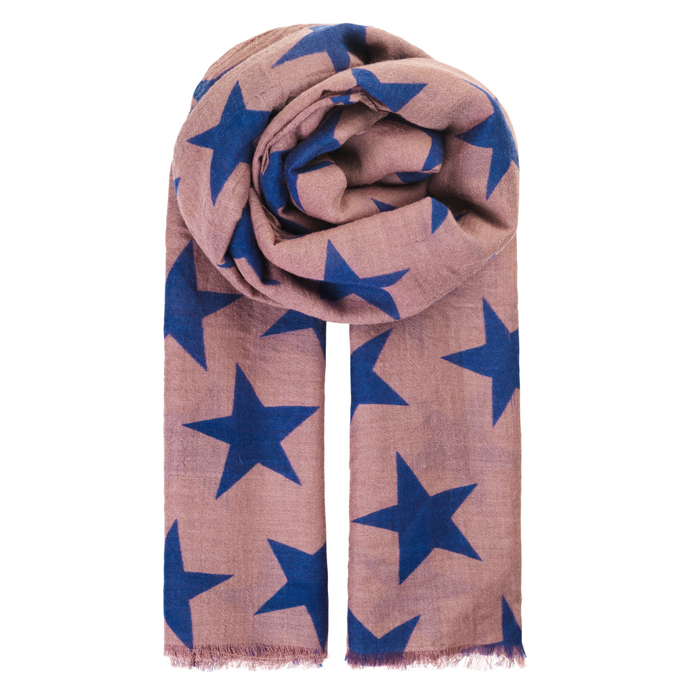 Supersize Nova Scarf - Wistful Mauve