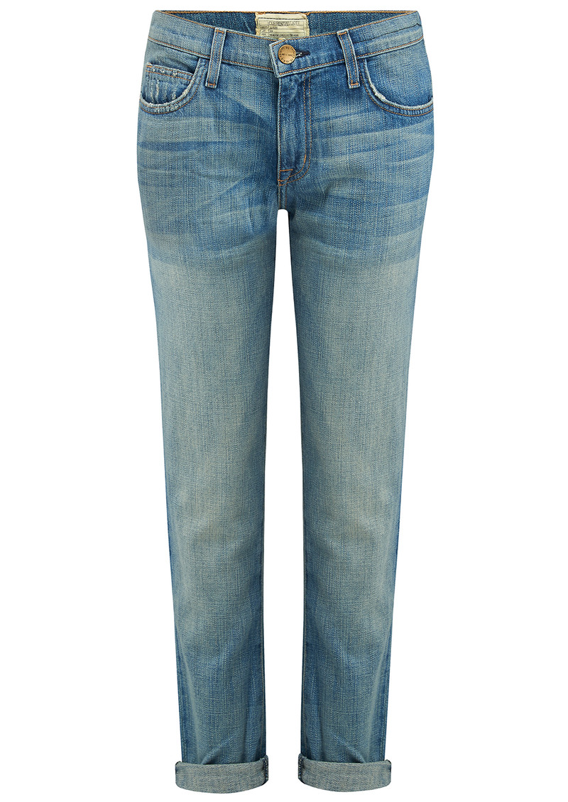 Current/Elliott The Fling Boyfriend Jeans - Superloved main image