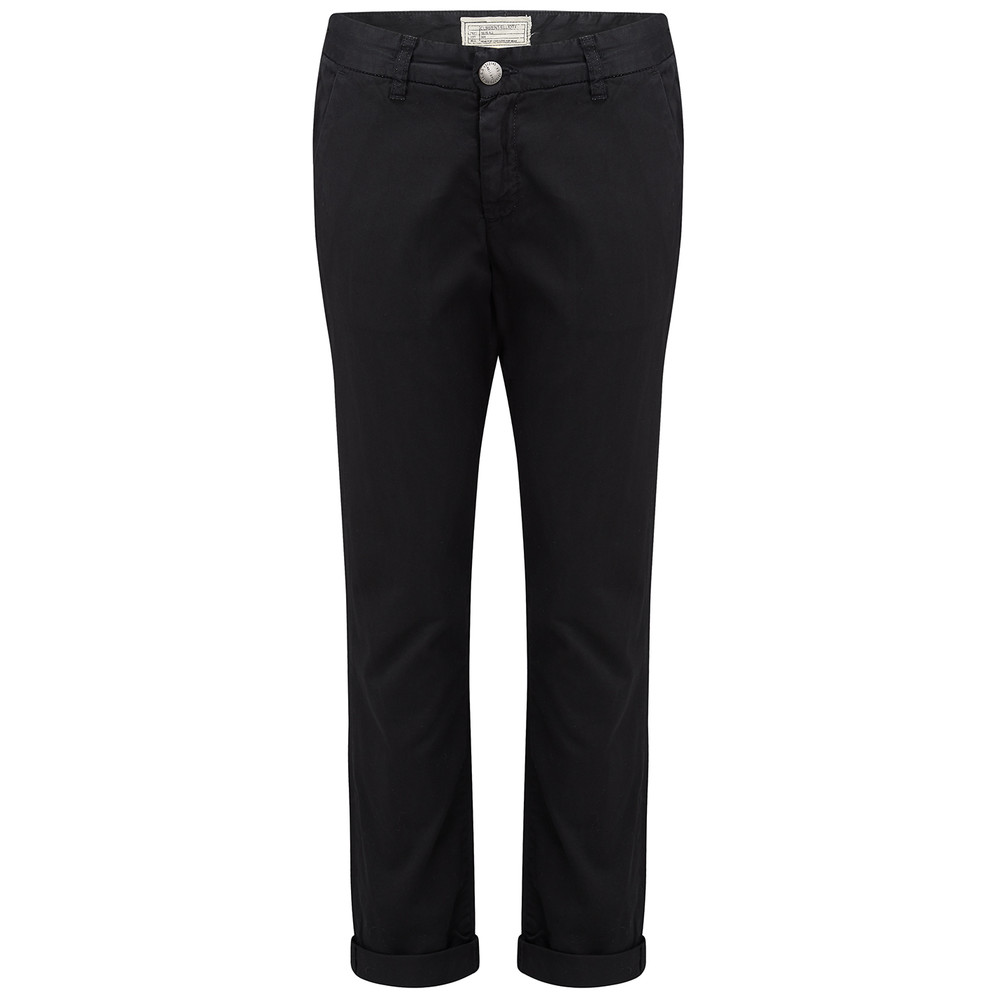 The Buddy Trouser - Washed Black