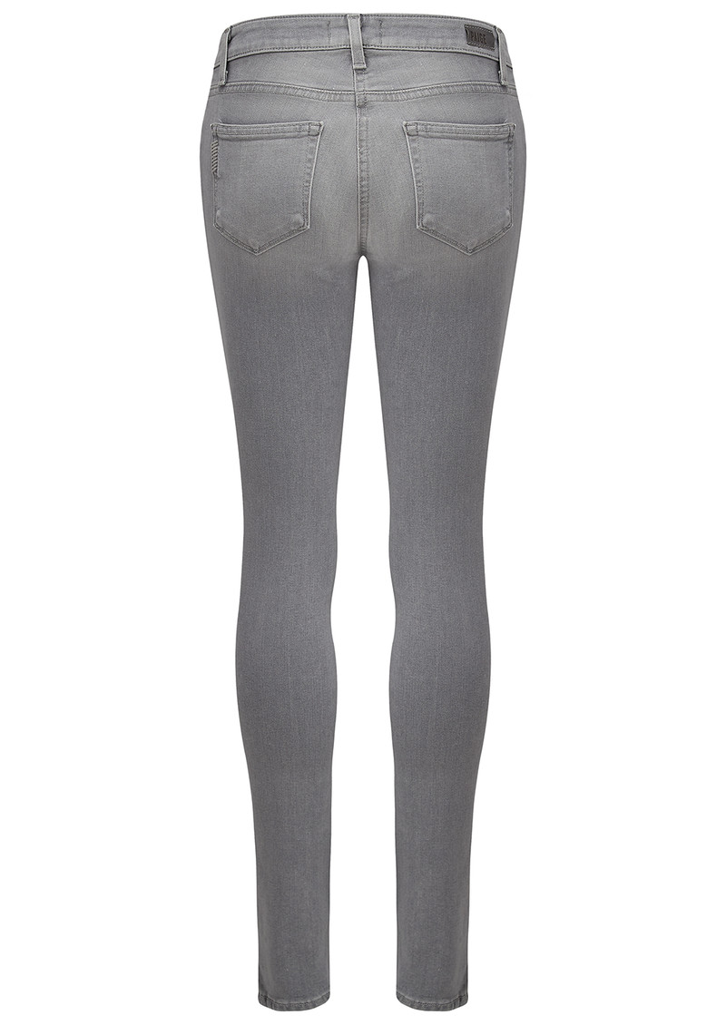 Paige Denim Verdugo Skinny Jeans - Dove Grey main image