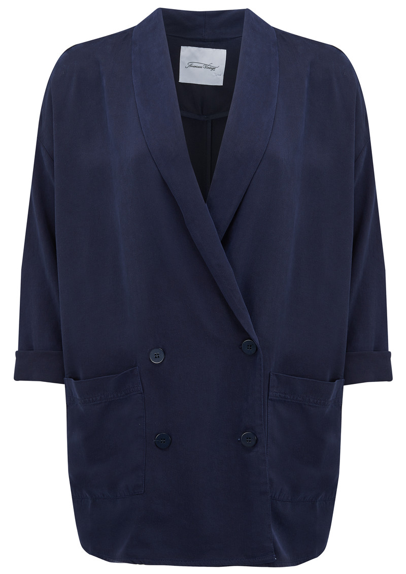 Katetown Jacket - Navy  main image