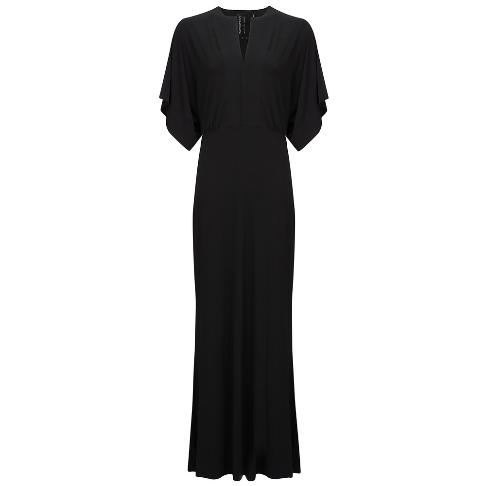 Obie Gown - Black