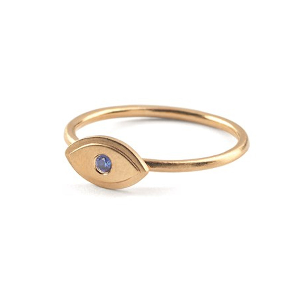 Lucky Eye Ring - Gold