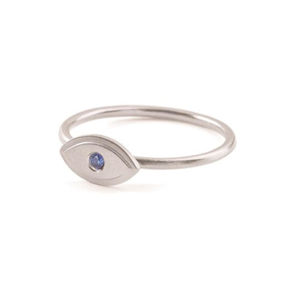 Lucky Eye Ring - Silver