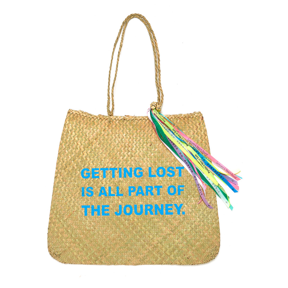 Beach Bound Bag - Getting Lost