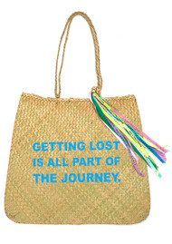 COUNTING STARS Beach Bound Bag - Getting Lost