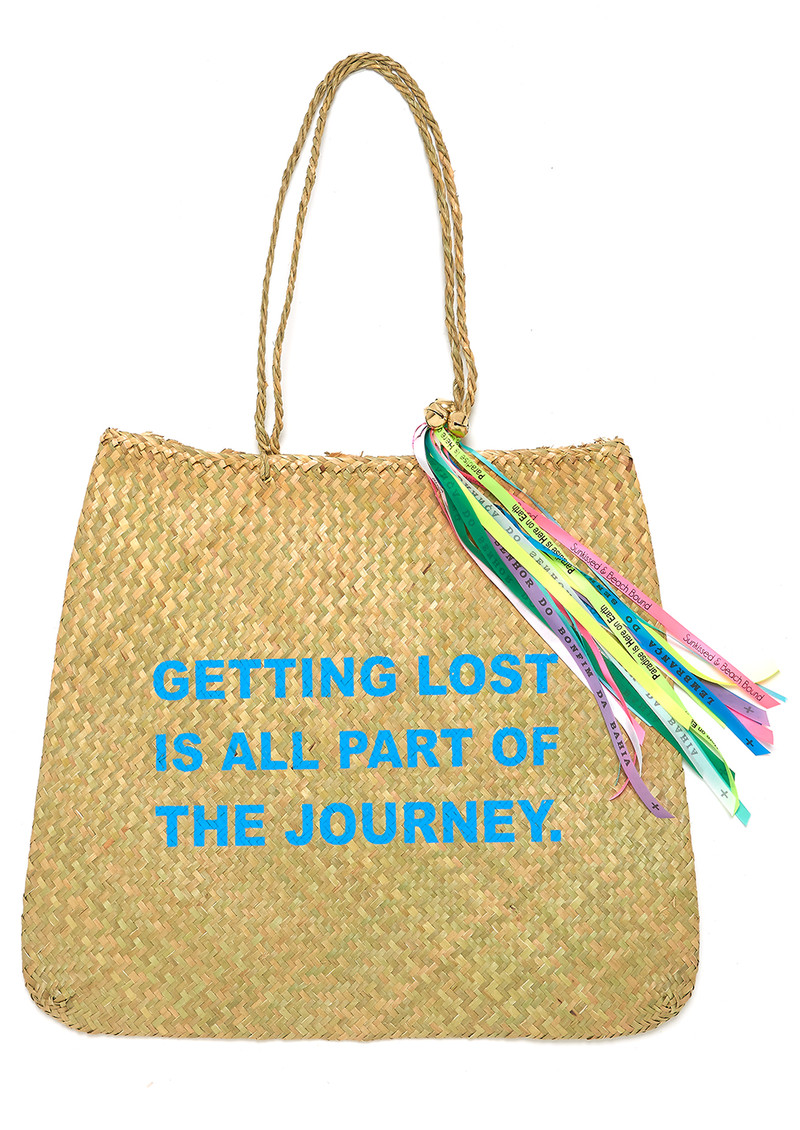 COUNTING STARS Beach Bound Bag - Getting Lost  main image