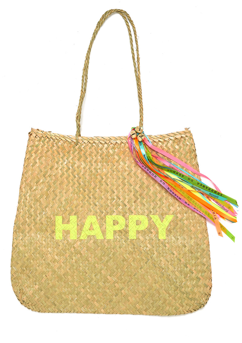 COUNTING STARS Beach Bound Bag - Happy  main image