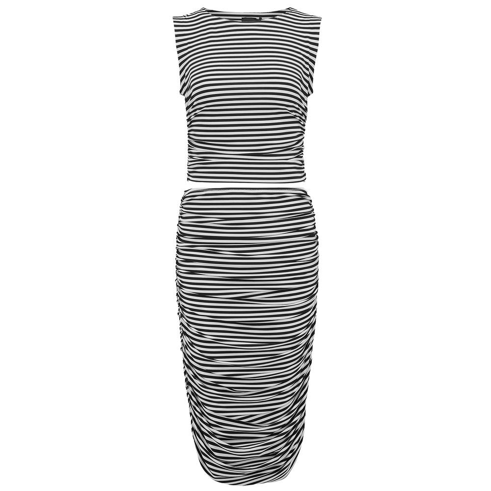 Teaser Dress - Stripe