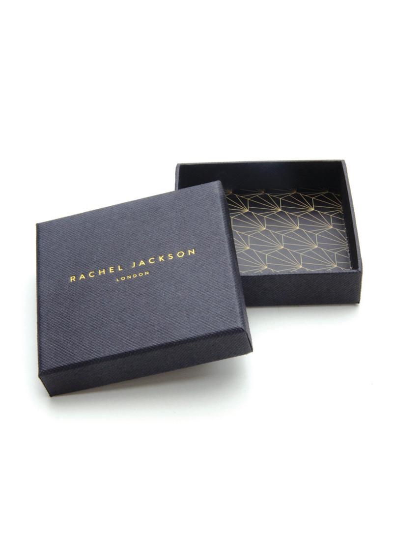 RACHEL JACKSON Pineapple Pendant Short Necklace - Gold main image