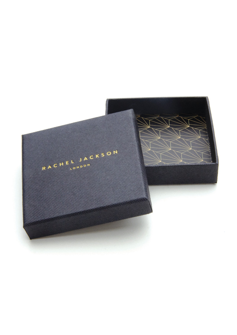 RACHEL JACKSON Adjustable Pineapple Ring - Gold main image