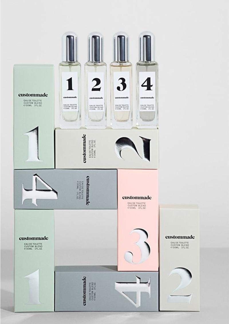 CUSTOMMADE Eau de Toilette Custom Blend Perfume - Pale Blush main image
