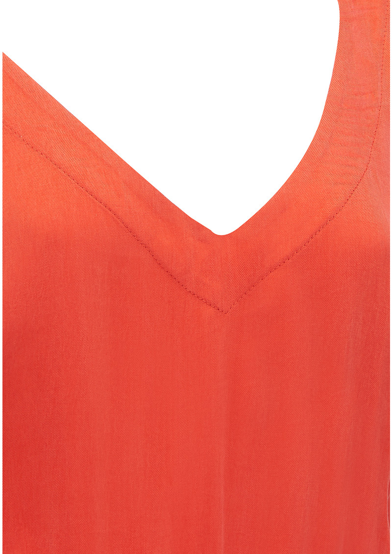 American Vintage Mea Dress - Red main image