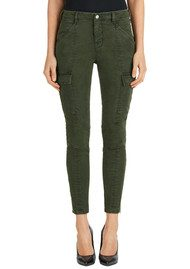 J Brand Houlihan Mid Rise Cargo Jeans - Distressed Caledon