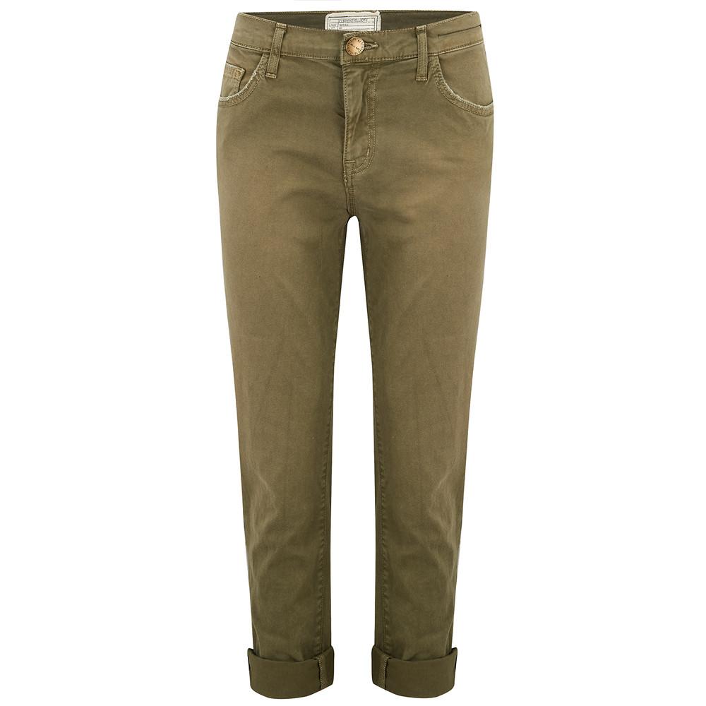 The Fling Boyfriend Jeans - Army Green