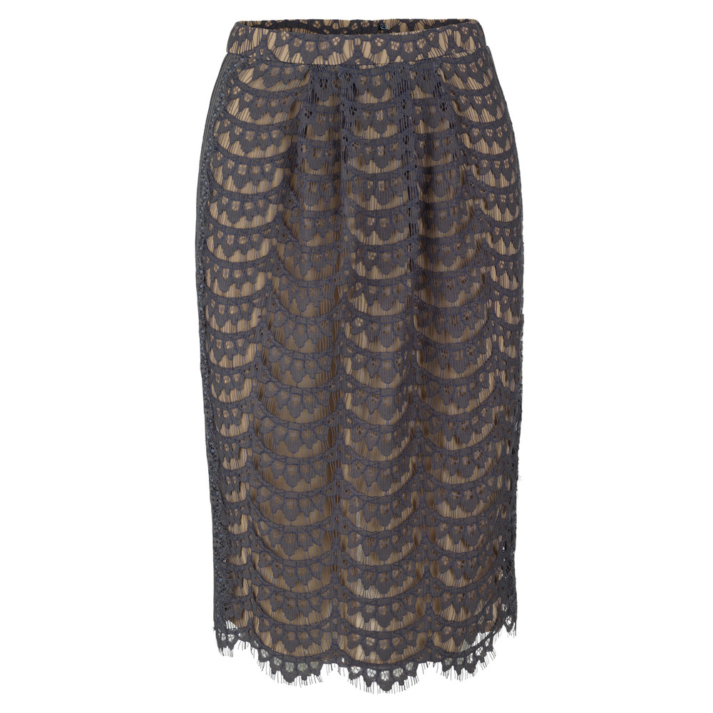 Lavanny Lace Skirt - Tower