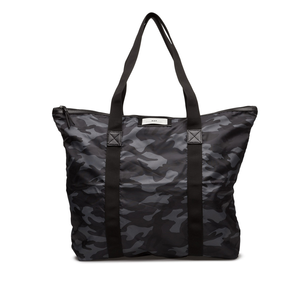 Day Gweneth Camo Bag - Understated Black
