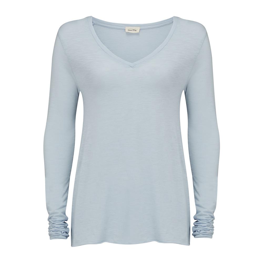 Jacksonville Long Sleeve T-Shirt - Aqua
