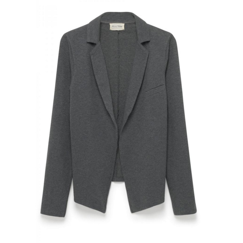 Patherson Jacket - Heather Grey