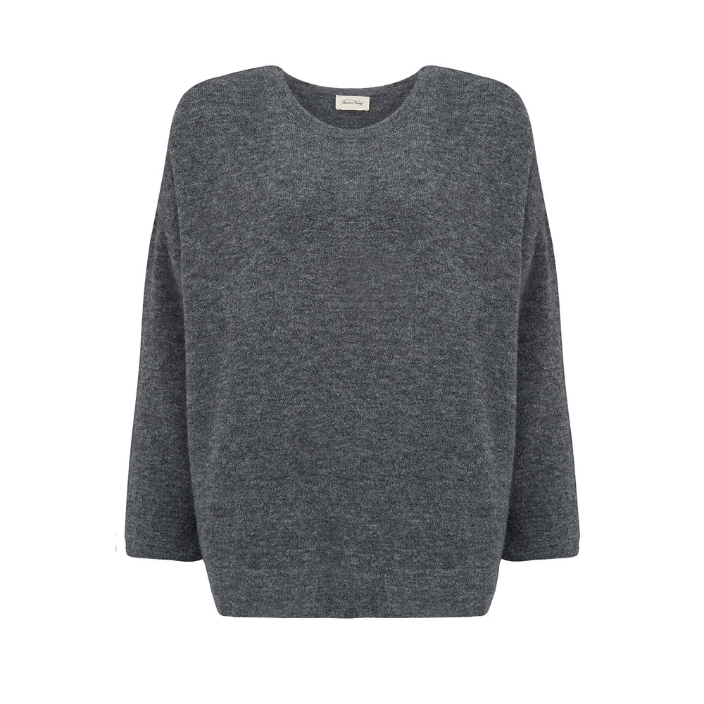Wixtonchurch Jumper - Heather Grey