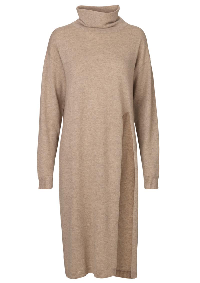 2nd Day 2nd Zuky Knitted Dress - Cornstalk main image