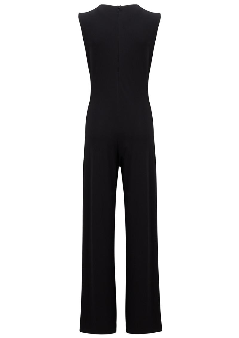 KAMALI KULTURE Sleeveless Jumpsuit - Black main image