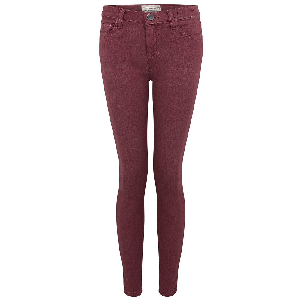 The Stiletto Skinny Jean - Mulberry