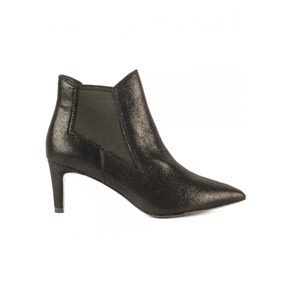Drastic Ankle Boots - Black