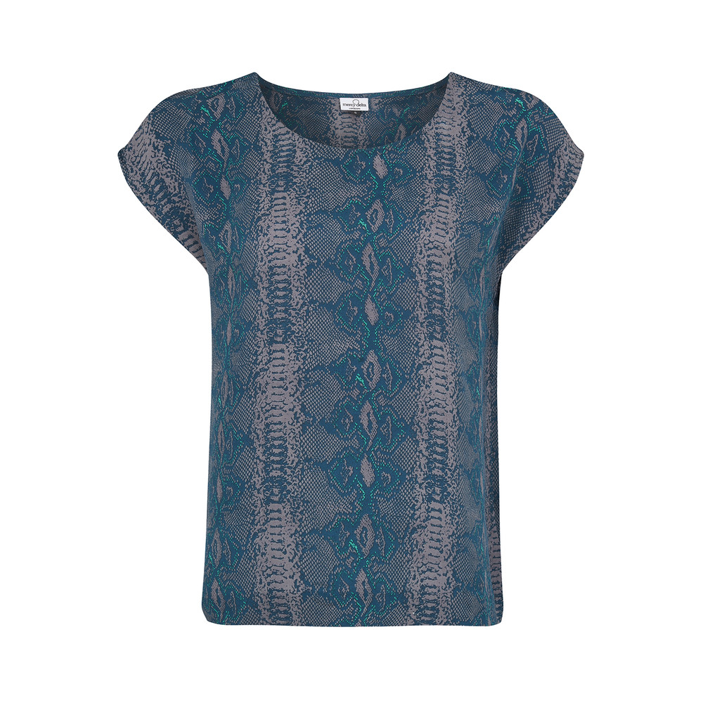 Blair Python Top - Forest