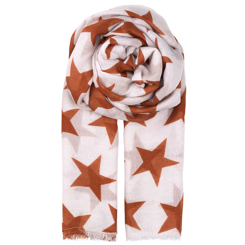 Supersize Nova Scarf - Adobe Rose