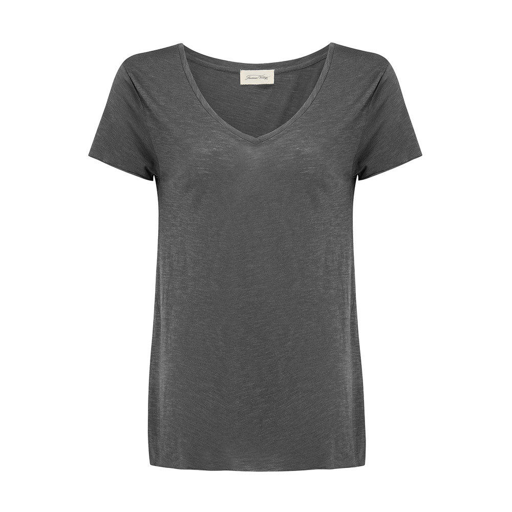 Jacksonville Short Sleeve Tee - Charcoal Melange