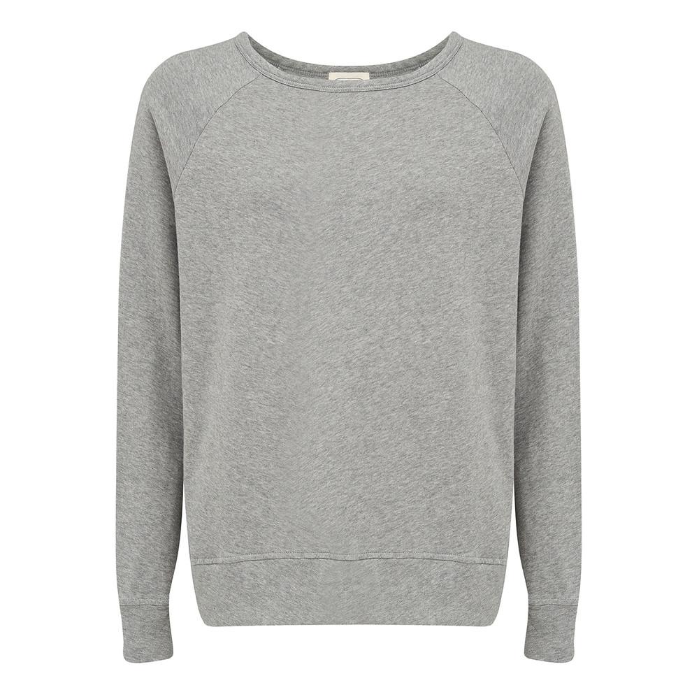 Jaguar Sweater - Heather Grey