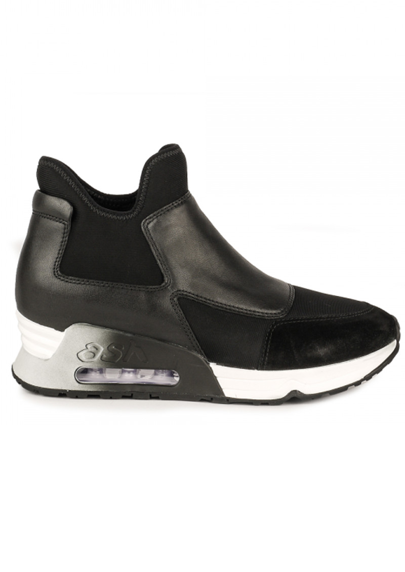 Ash Lazer Trainers - Black main image