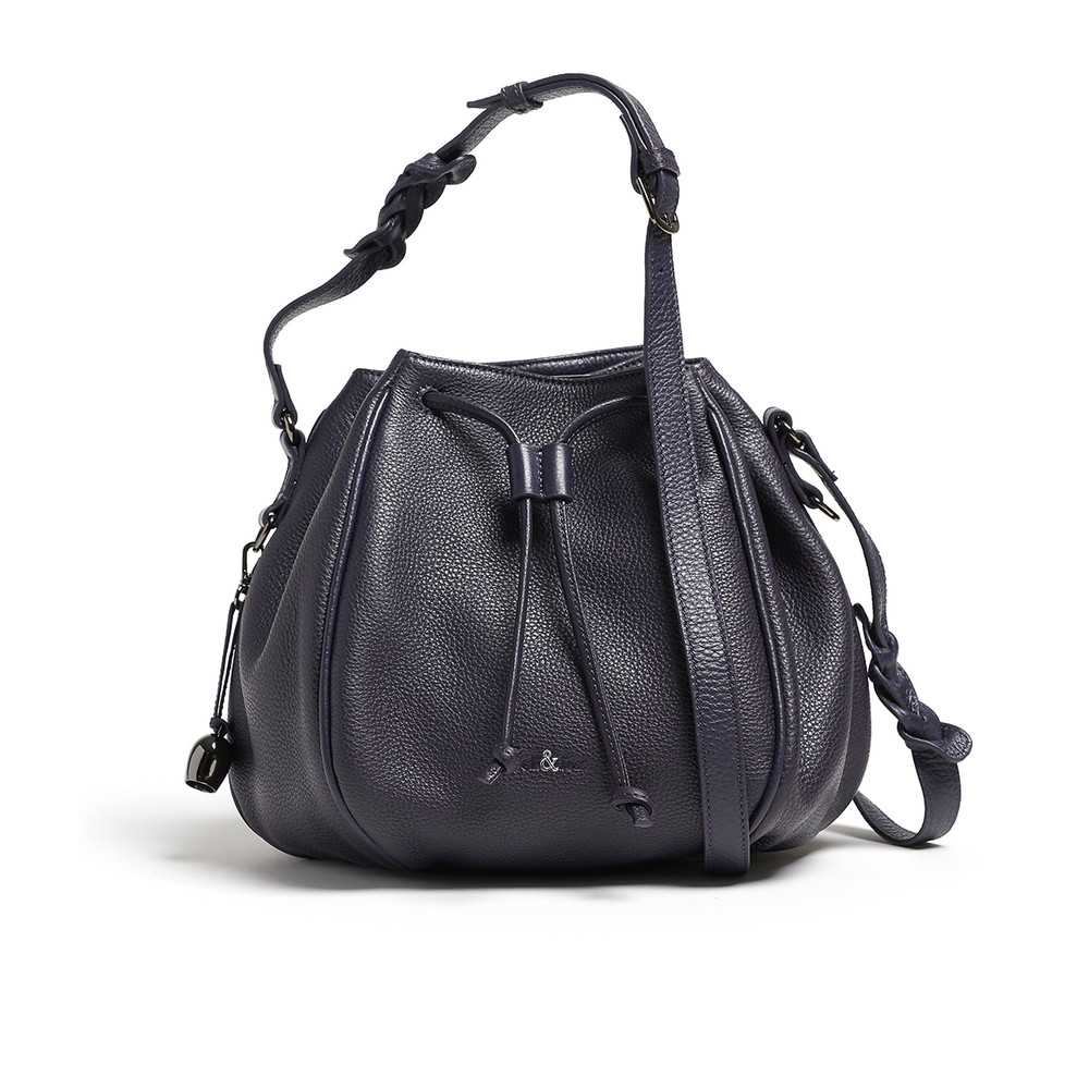 Bucket Bag - Aubergine
