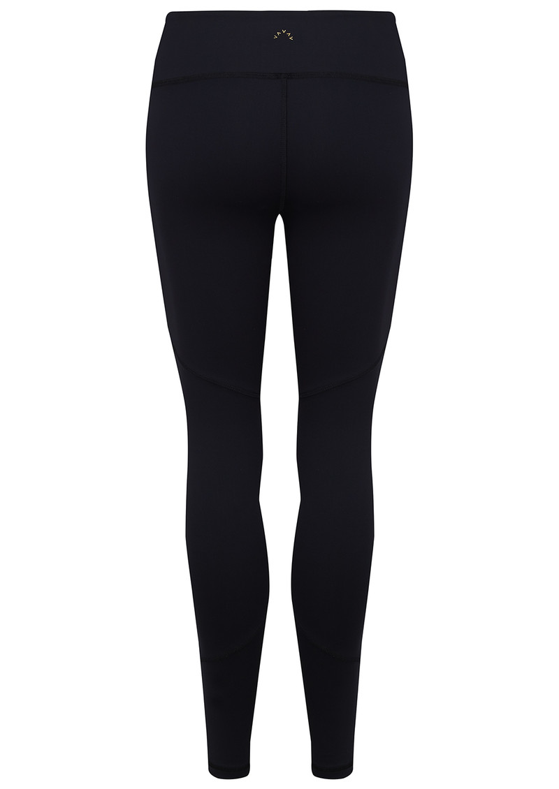 VARLEY Palms Compression Tight Leggings - Black main image