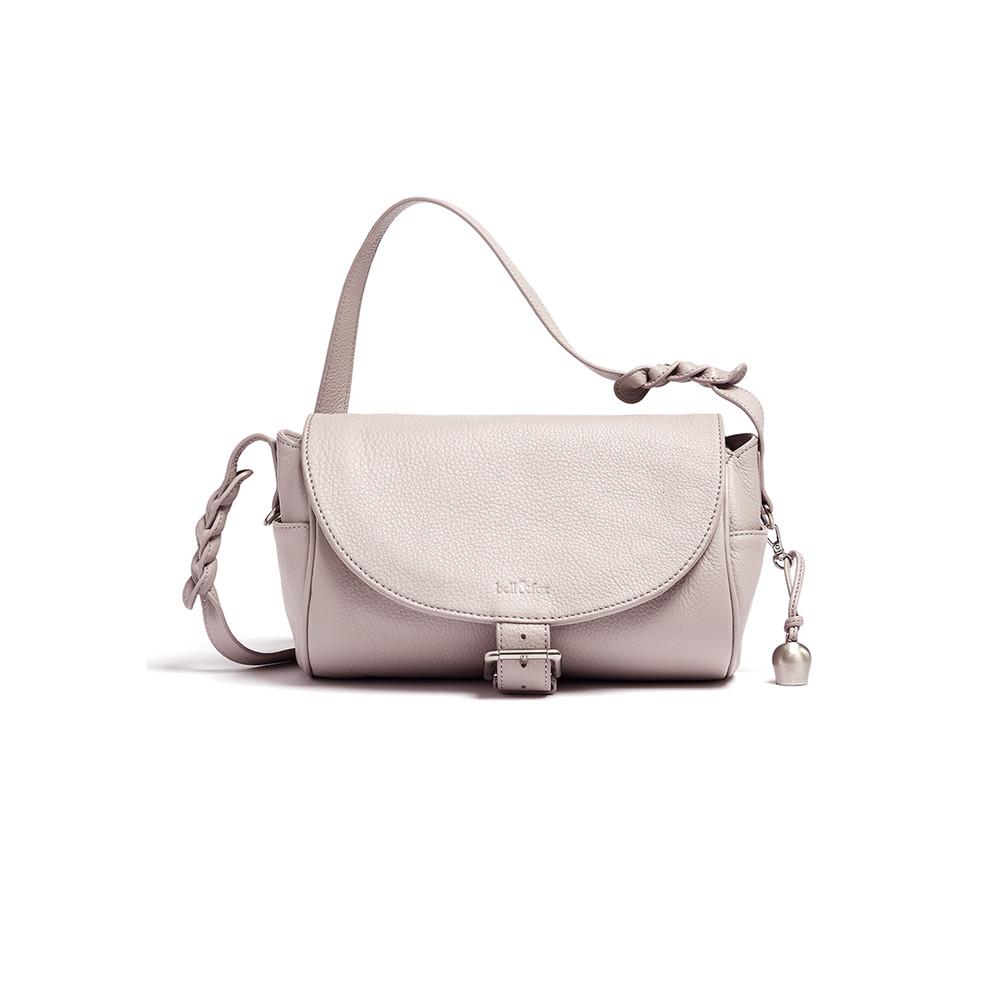 Barrel Bag - Lavender Grey