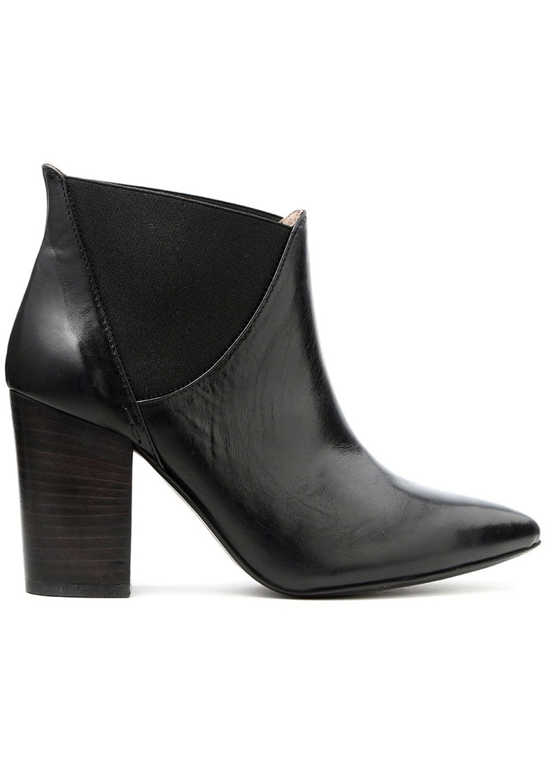 Hudson London Crispin Leather Ankle Boots - Black main image