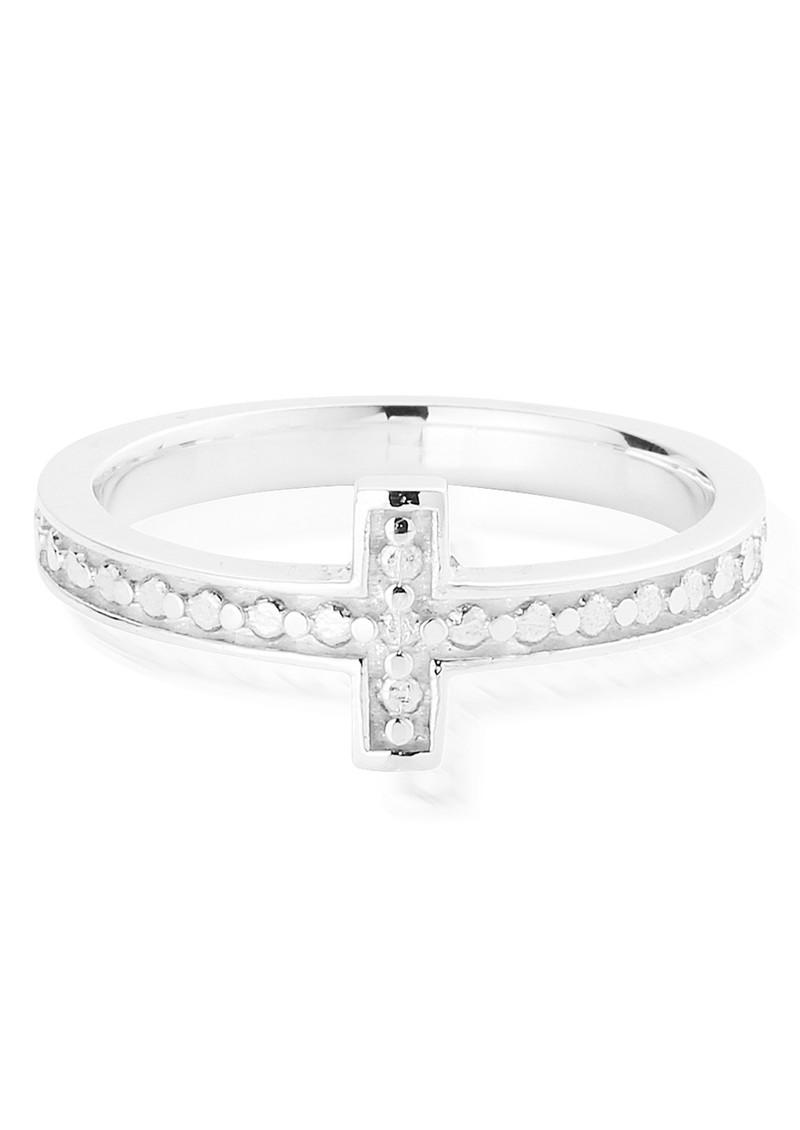 ChloBo Gypsy Dreamer Faith Ring - Silver main image