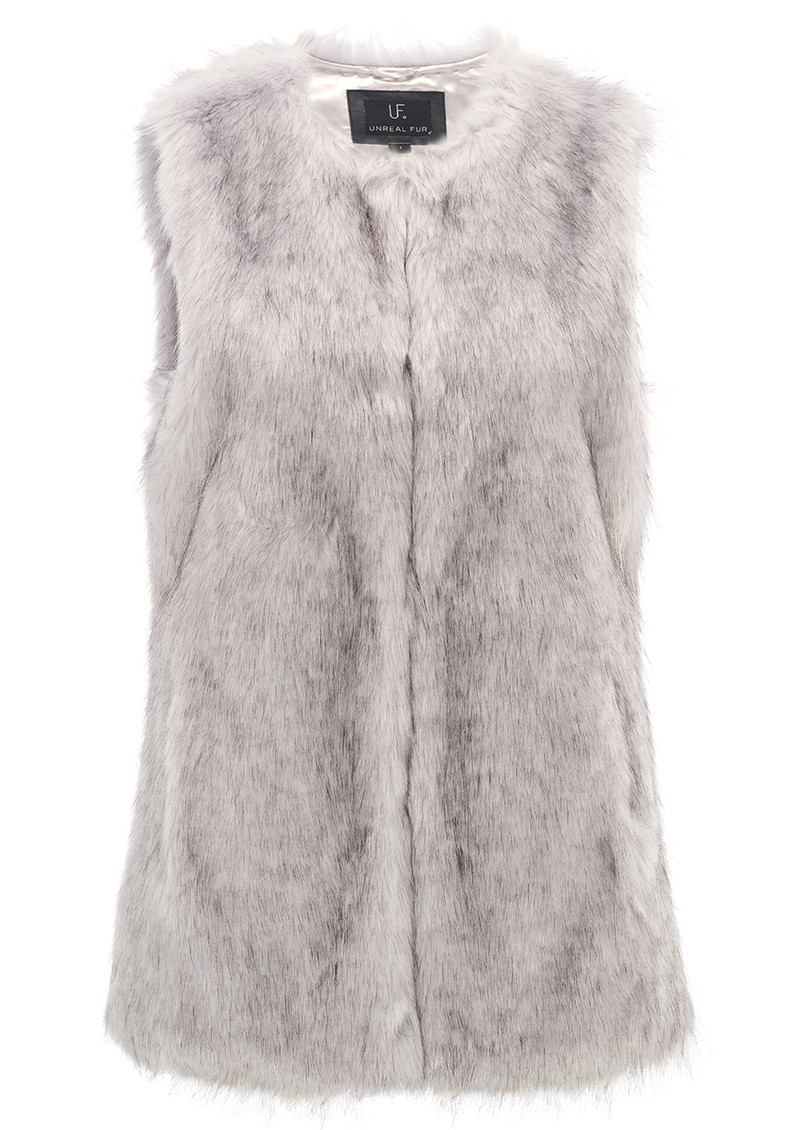 Silver Lining Vest - Grey main image