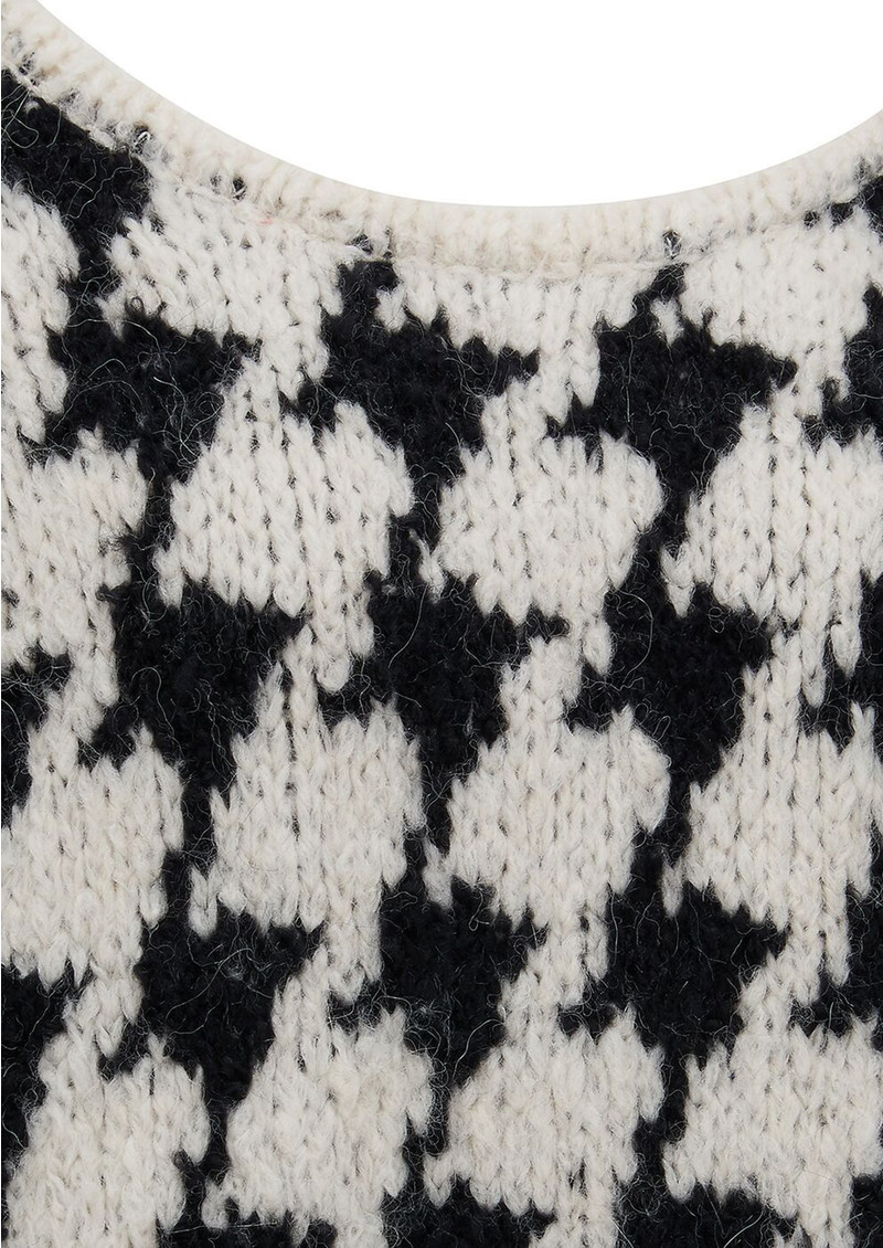 Bokibridge Jumper - Houndstooth main image