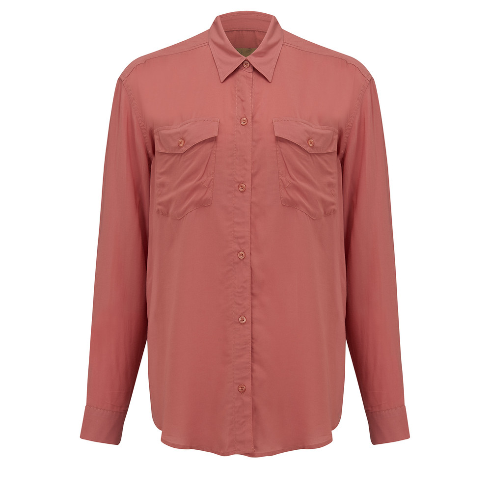 Cody Colour Shirt - Blush