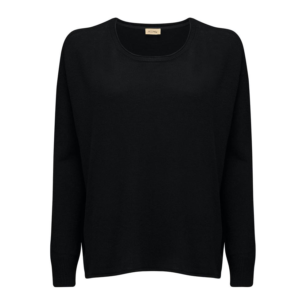 Svansky Pullover - Black