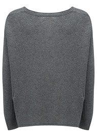 American Vintage Svansky Pullover - Heather Grey