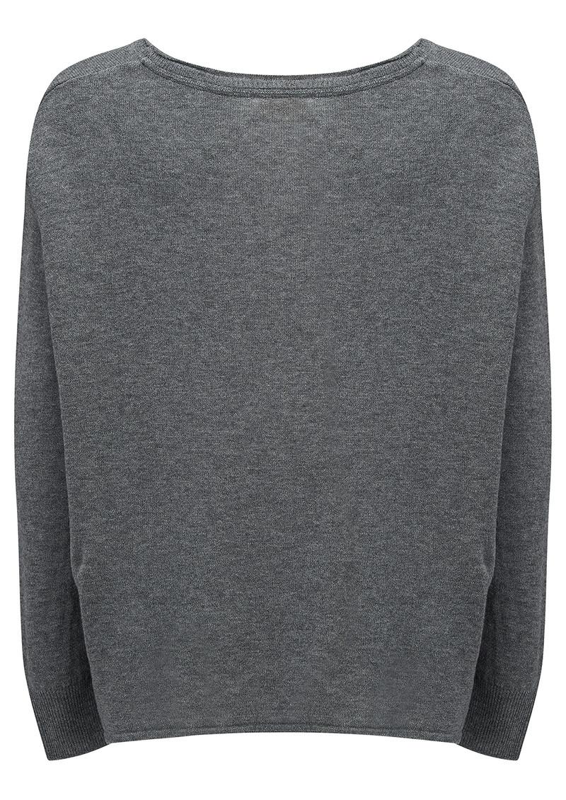American Vintage Svansky Pullover - Heather Grey main image